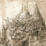 illustration-fantasy-godo-0053-Medieval-City-Kingdom