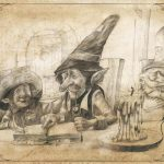 illustration-fantasy-godo-0067-ThreeGnomesDiscuss