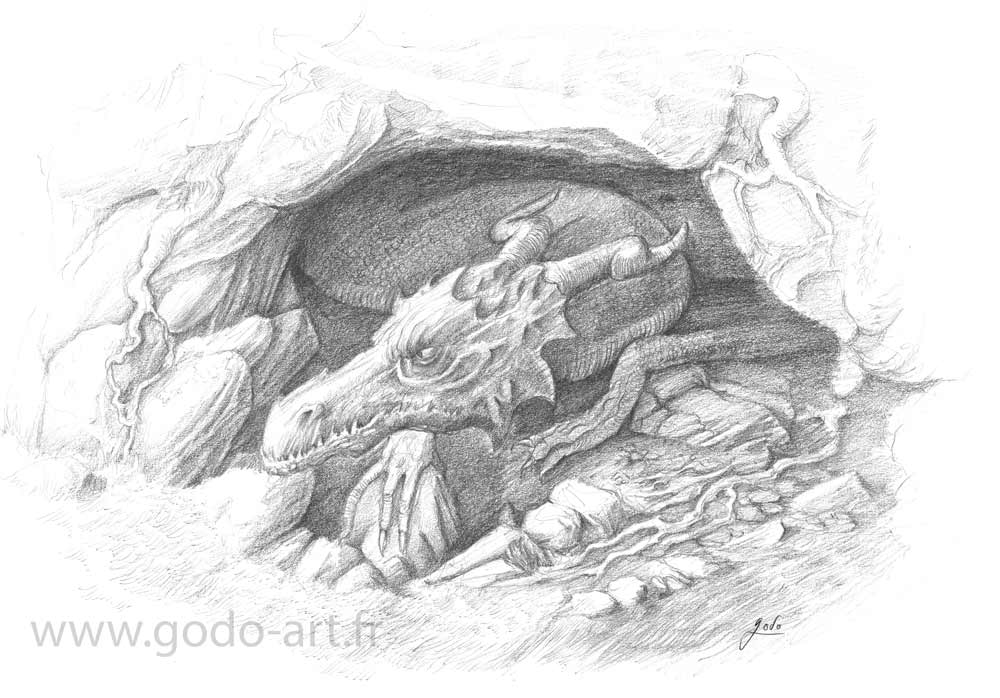 dragon-caverne-illustration-godo