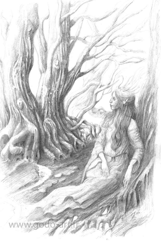 fee-foret-illustration-godo