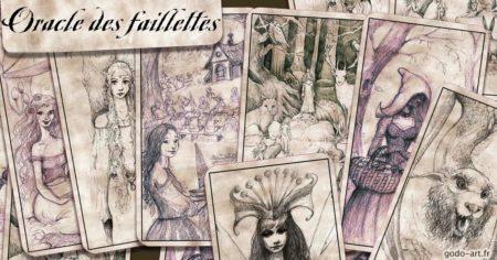 cartes oracle faillette