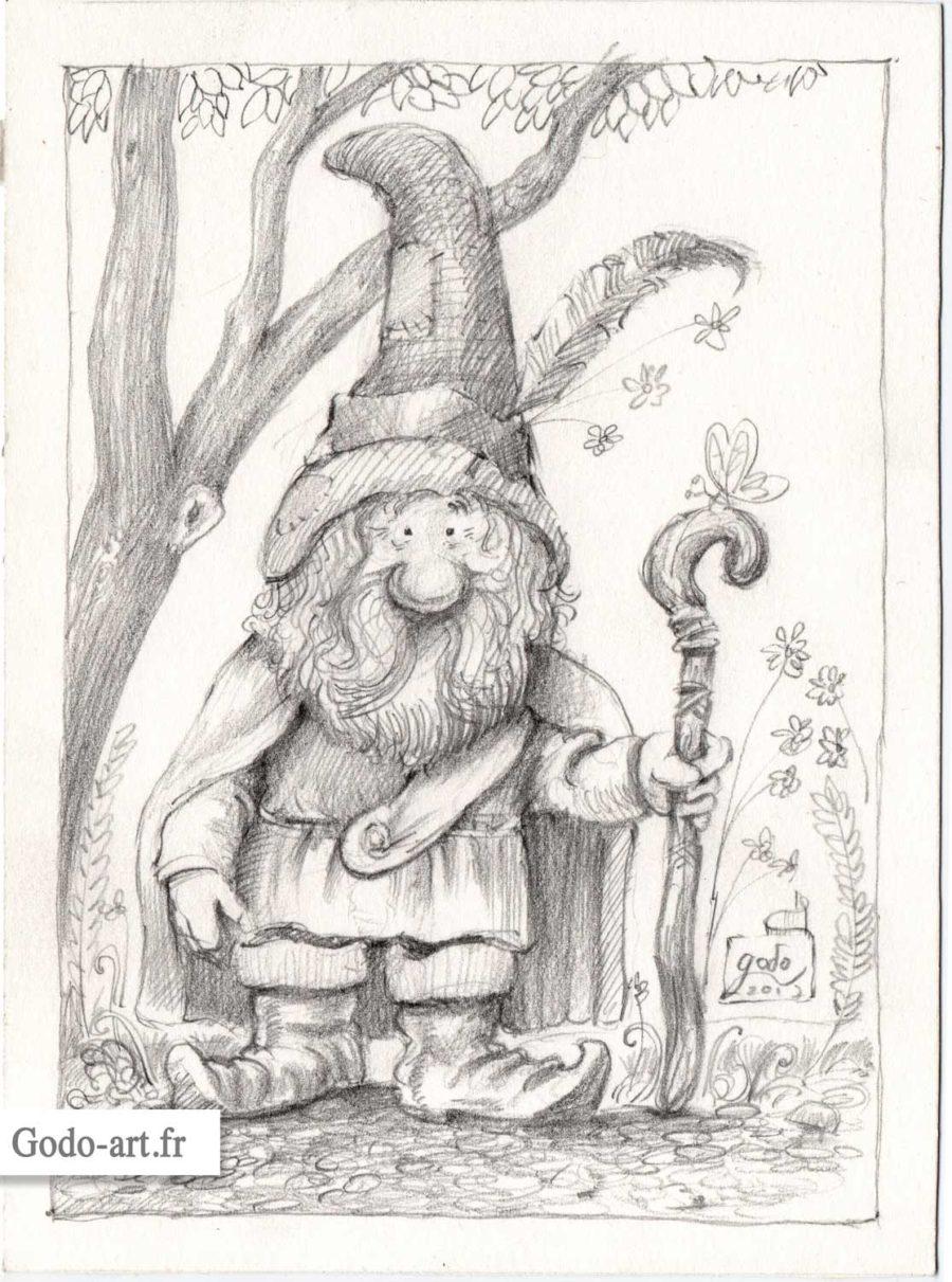 Petit gnome